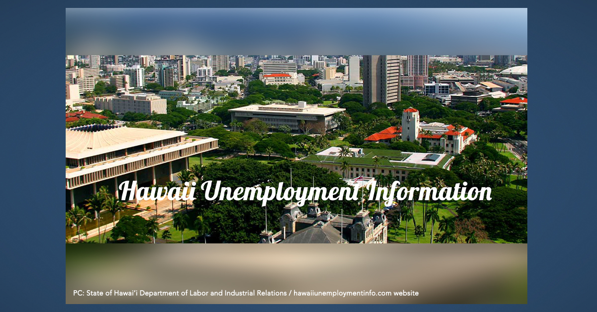 State of Hawaiʻi Launches Mixed Earners Unemployment Compensation Program