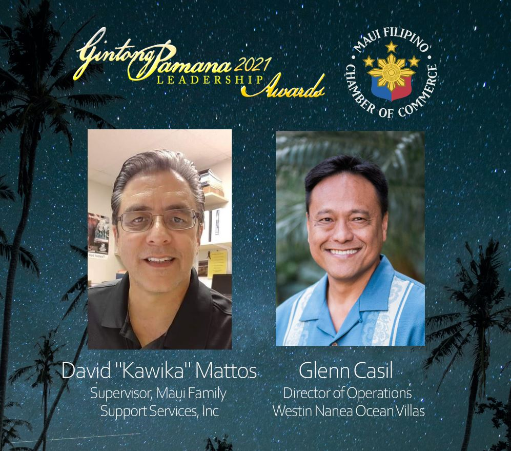 Maui Filipino Chamber of Commerce Honors Outstanding Leaders & Scholars
