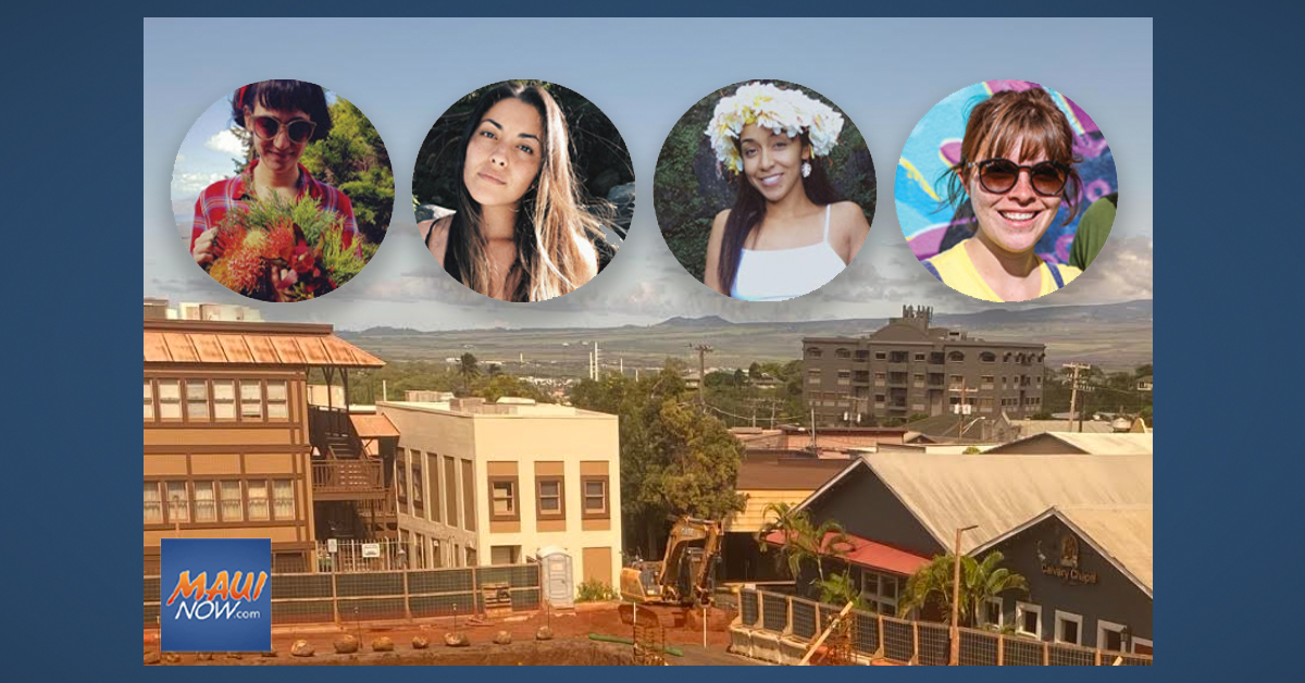 ST*BA Collaborates with Maui-Grown Artists for Next Public Art Project in Wailuku