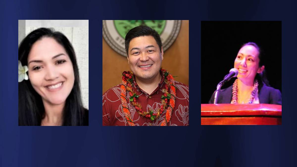 Young Maui Professionals Yamashita, Miyake & Leahey Named To 40 Under 40 List