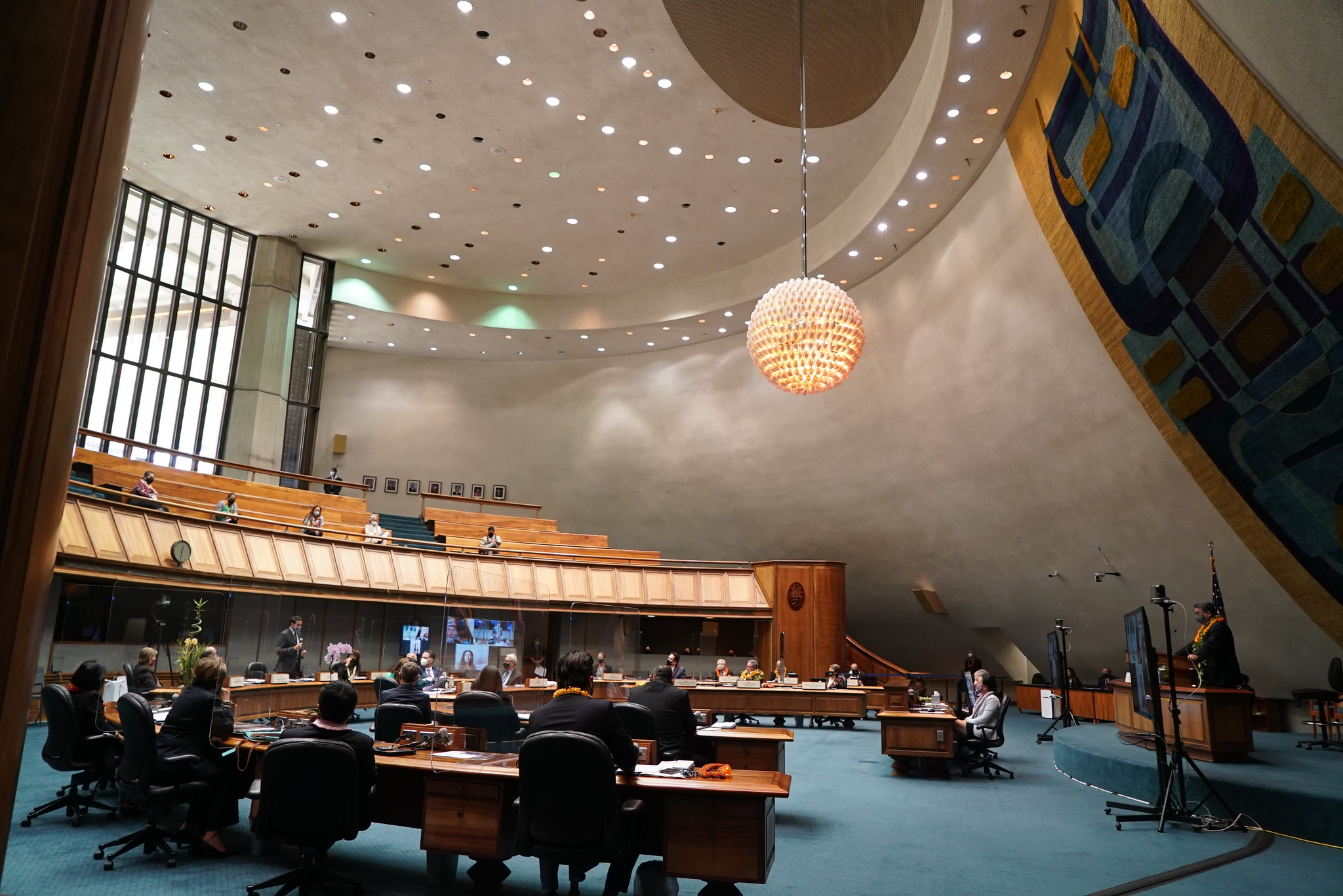 Hawaiʻi State Senate to Convene for Veto Override Session
