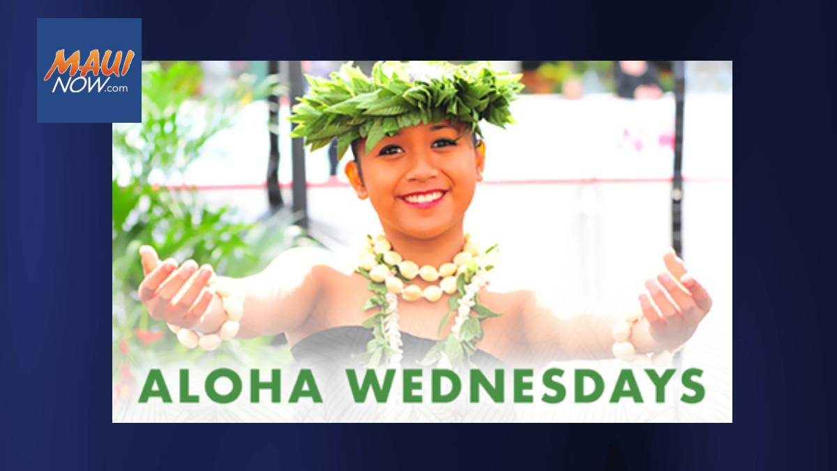 Lahaina Cannery Offering Free Hula Show on Wednesdays, Art Shows on Weekends