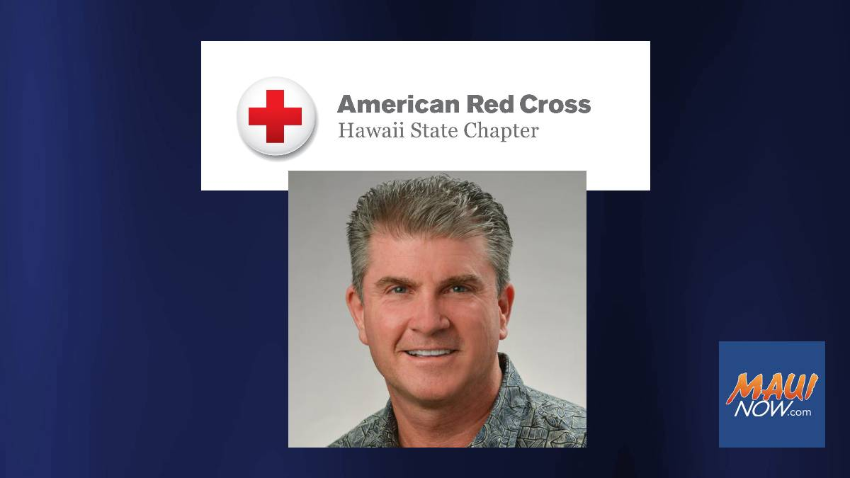 Hawaiʻi Red Cross Elects New Board of Directors and Officers
