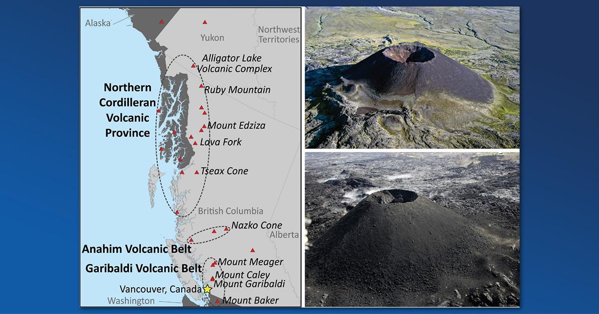 Volcano Watch: Volcanoes in Canada, eh?