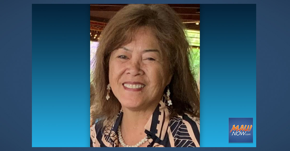 Doreen Canto Nominated to Fill Maui Land Board Seat