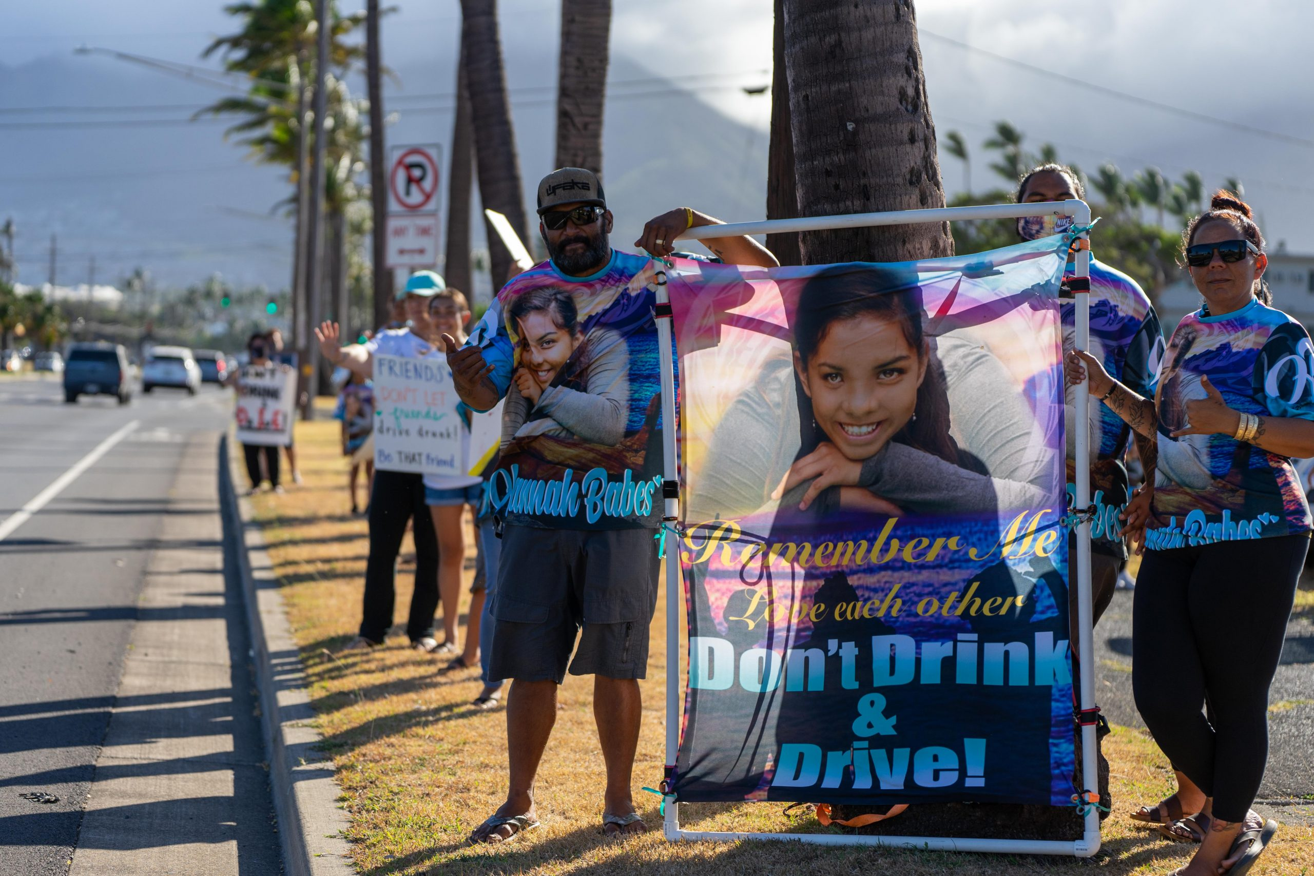 Maui Community Holds Impaired Driving Enforcement Rally