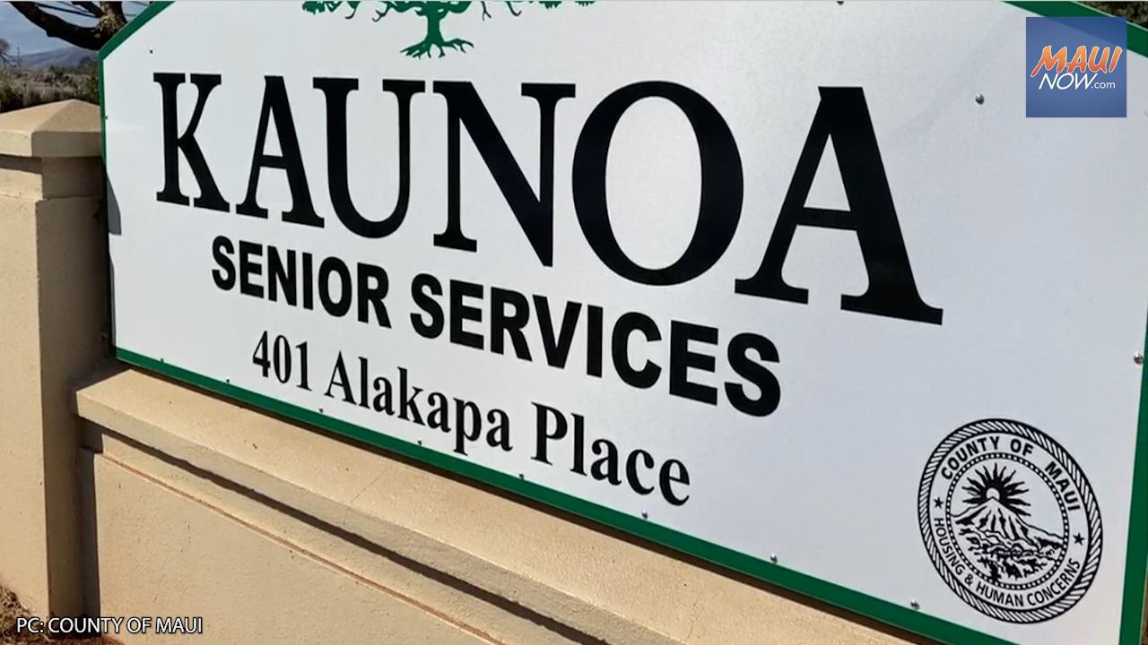 Kaunoa Senior Services offering online classes via Zoom in August