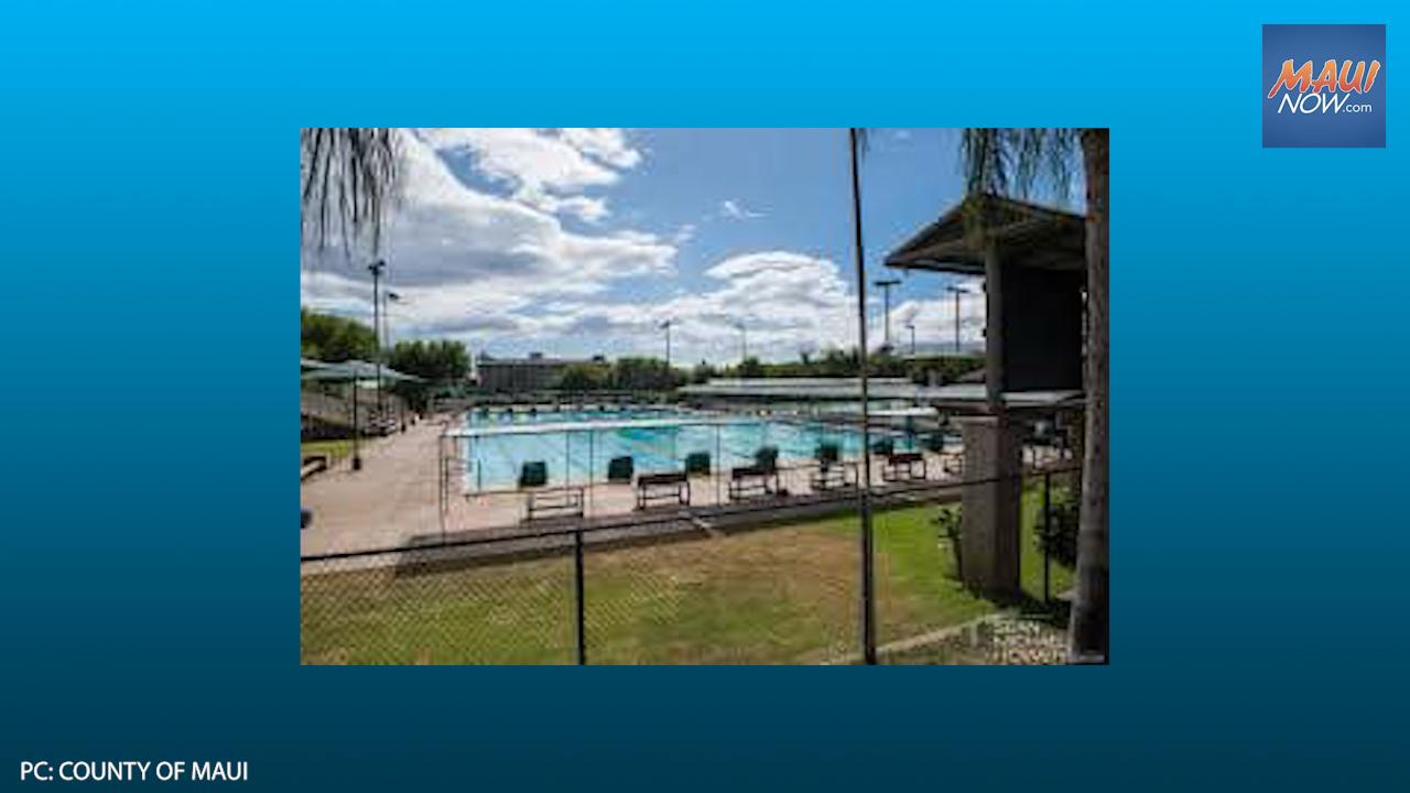 Kīhei Aquatic Center Pool Closes for Safety Assessment of Light Poles
