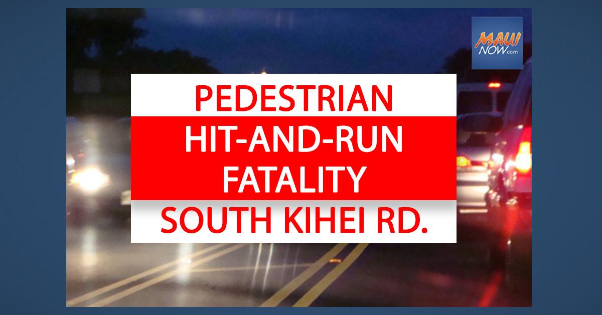 Maui Pedestrian Dies in Hit-And-Run on South Kīhei Road