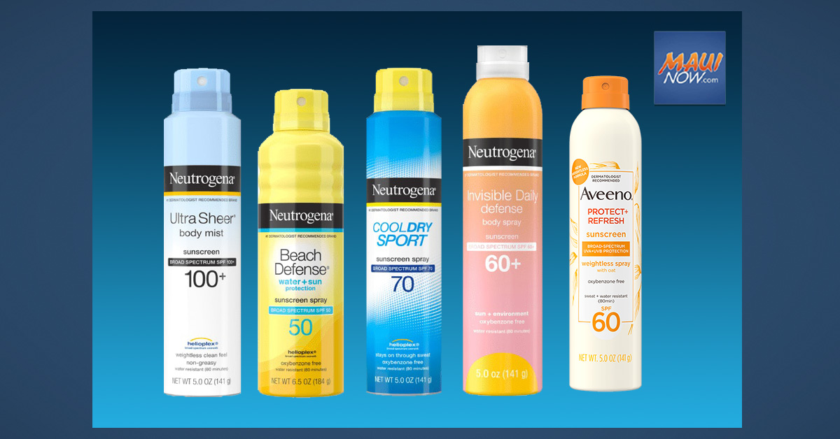 DOH Warns Consumers of Recalled Sunscreen Products with Benzene