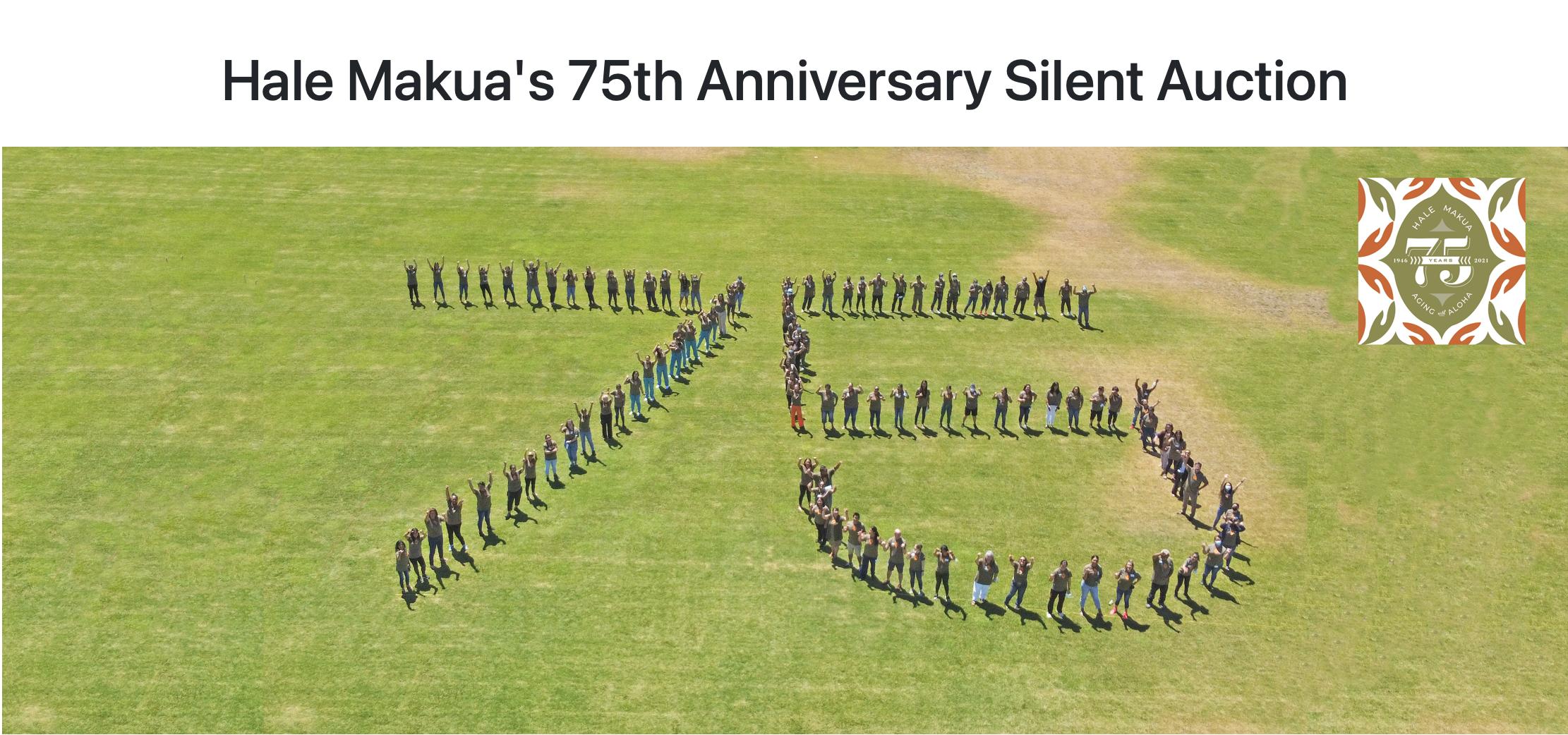Hale Makua's 75th Anniversary Golf Tournament Silent Auction Open for Bids