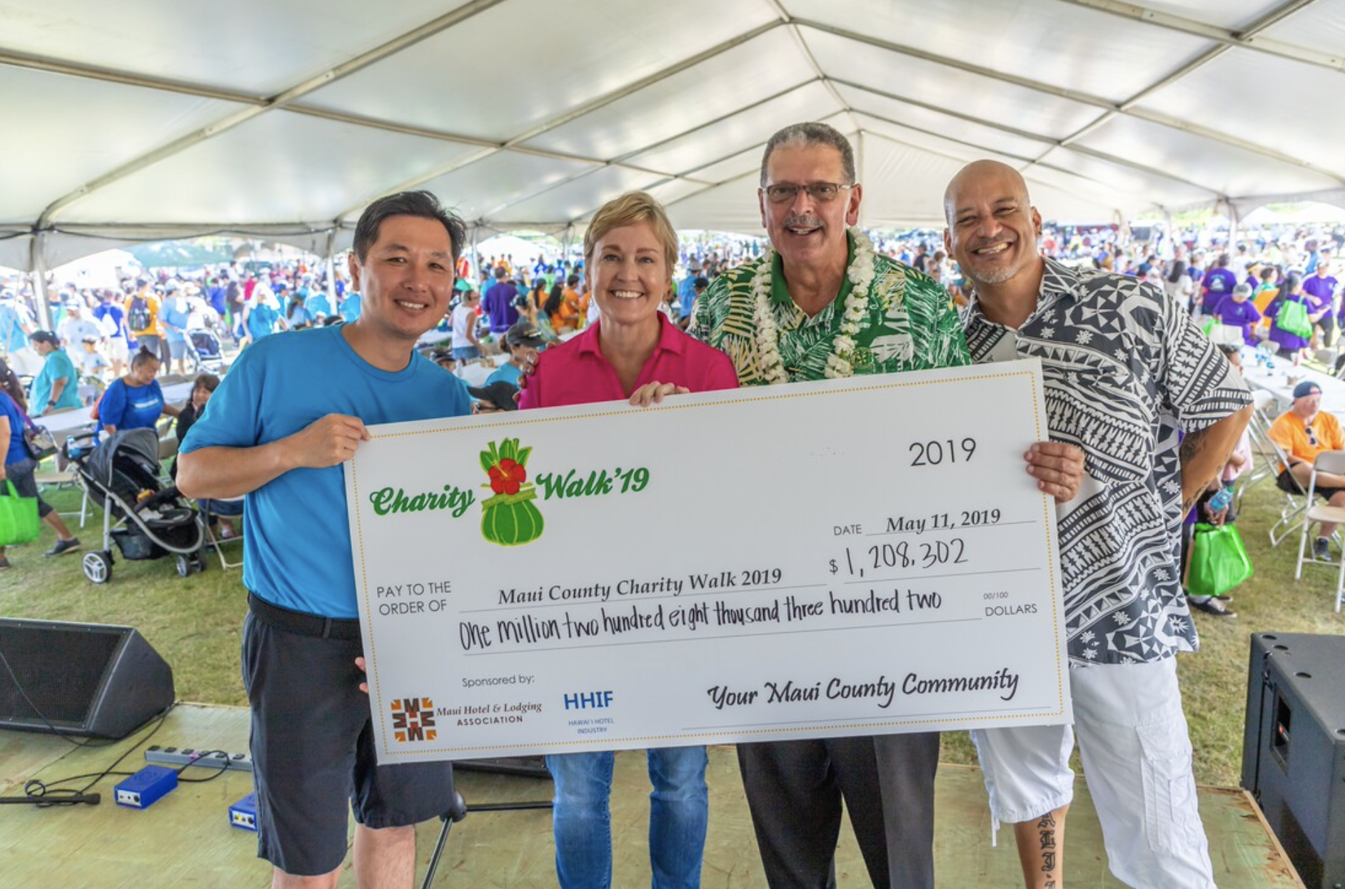 42nd Annual Charity Walk Returns to Help 100 Maui Nonprofits With Online Event