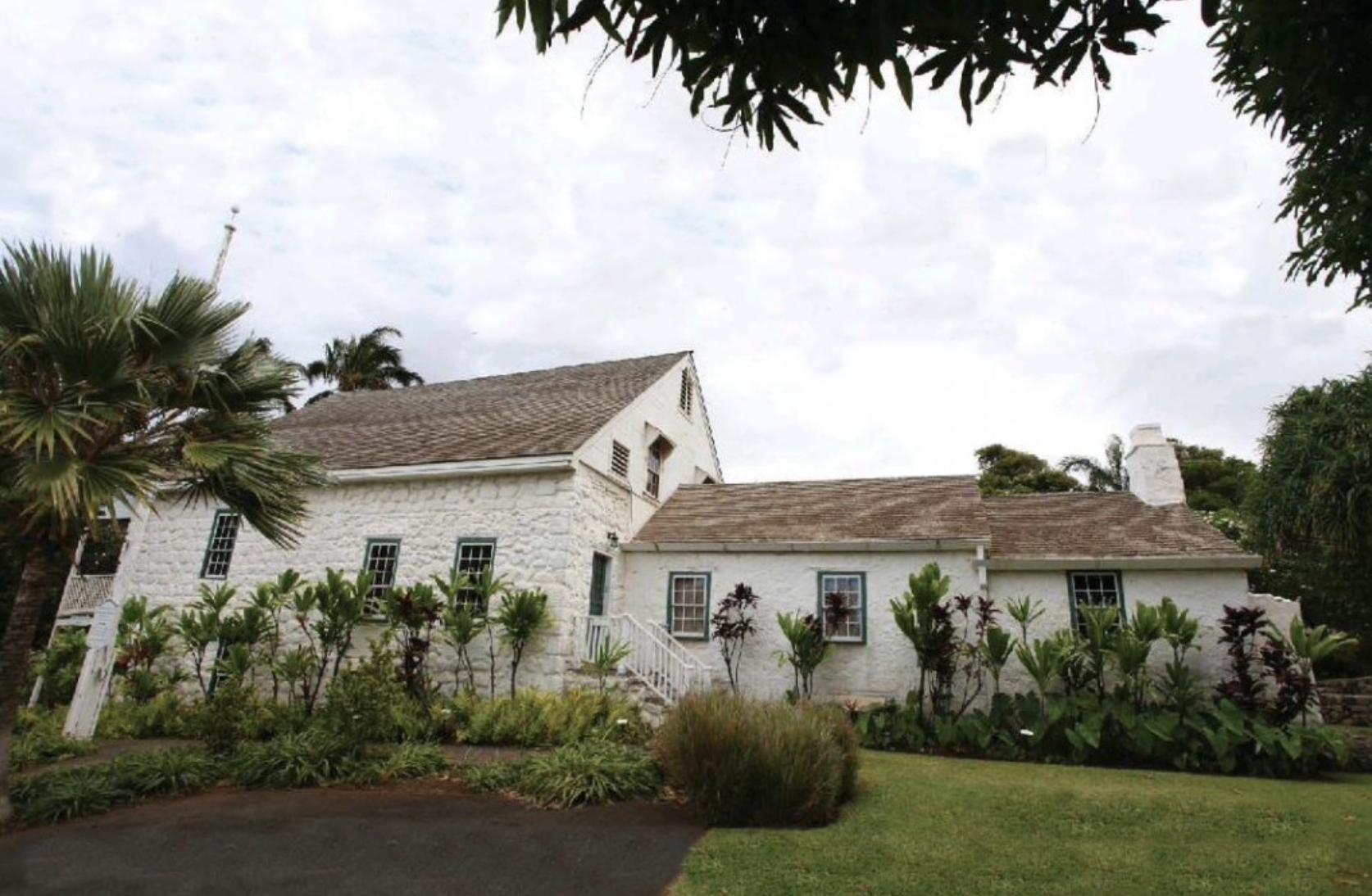 Maui Historical Society Applies for Permits to Repair Hale Hō'ike'ike at Bailey House