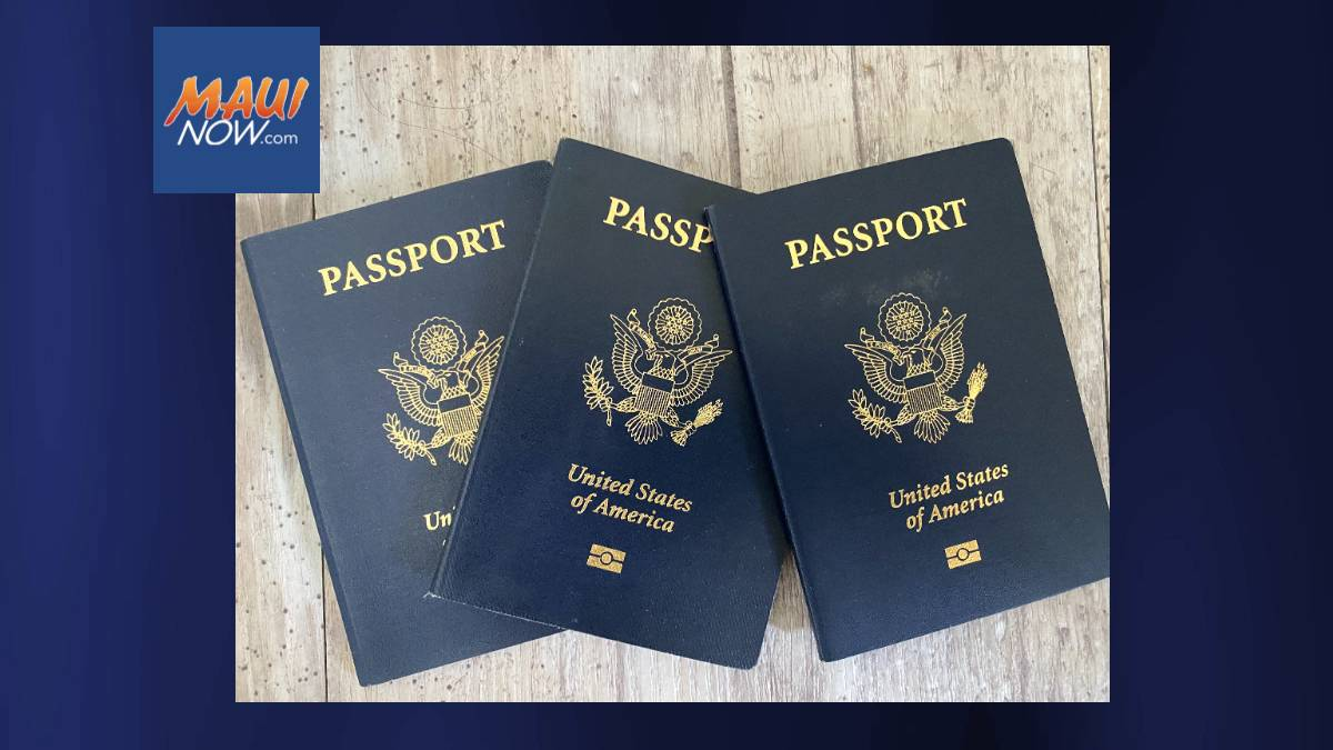 Need a US Passport? Kahului Post Office Making Process Easy on Saturday, July 31