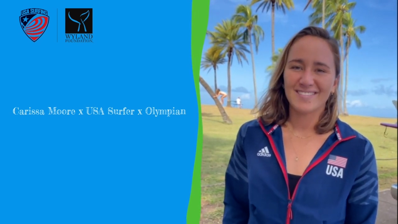 USA's First-Ever Olympic Surf Team and Wyland Foundation Partner for Healthy Oceans