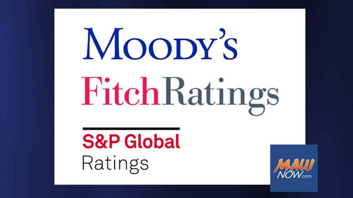 Fitch Global Ratings for Maui County Improved from Negative to Stable