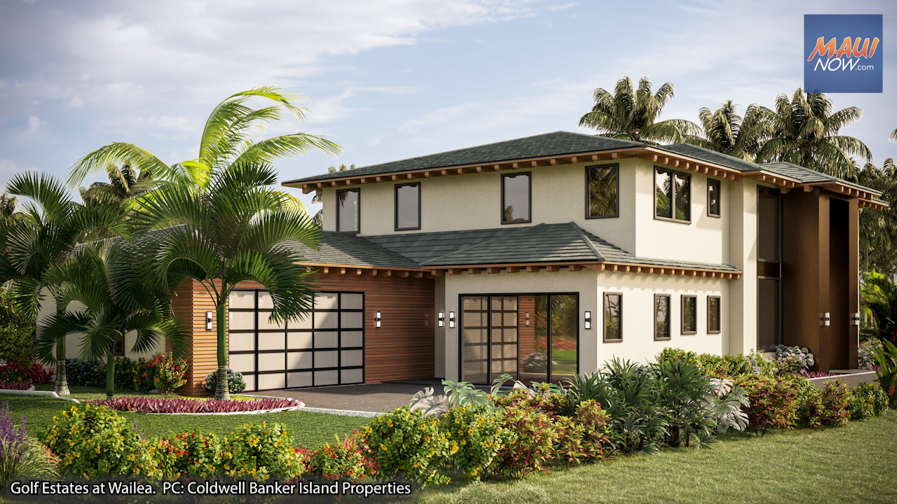 Sales for South Maui's Newest Development, Golf Estates at Wailea, are Officially Open