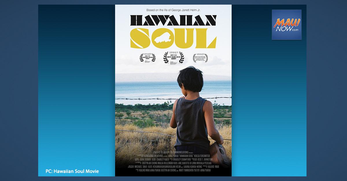 """""""Hawaiian Soul"""" Short Film Honoring George Helm, Jr., Screening in Mākena, July 19"""