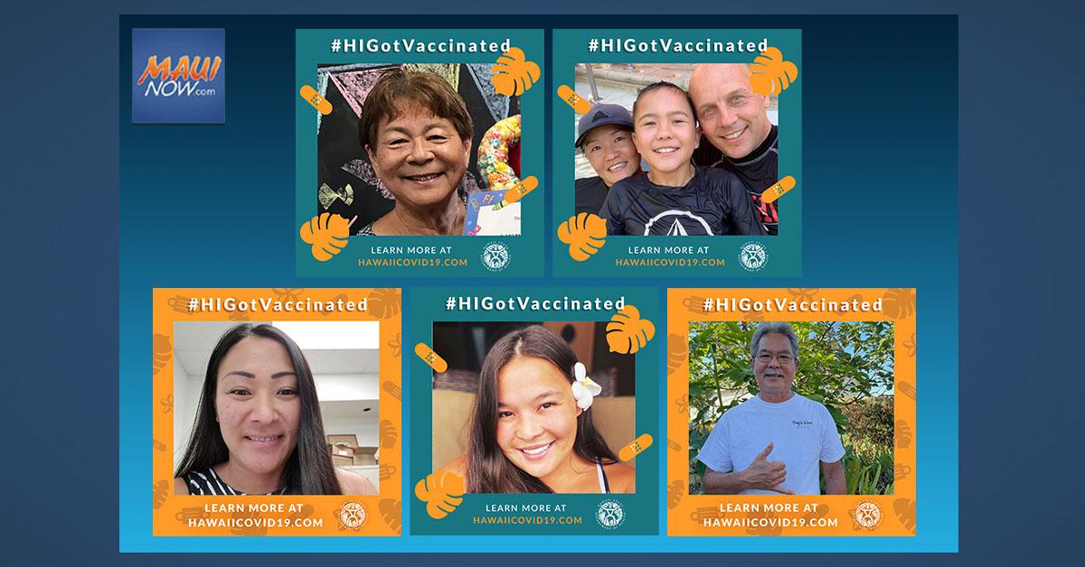 #HIGotVaccinated Announces Week Three Winners
