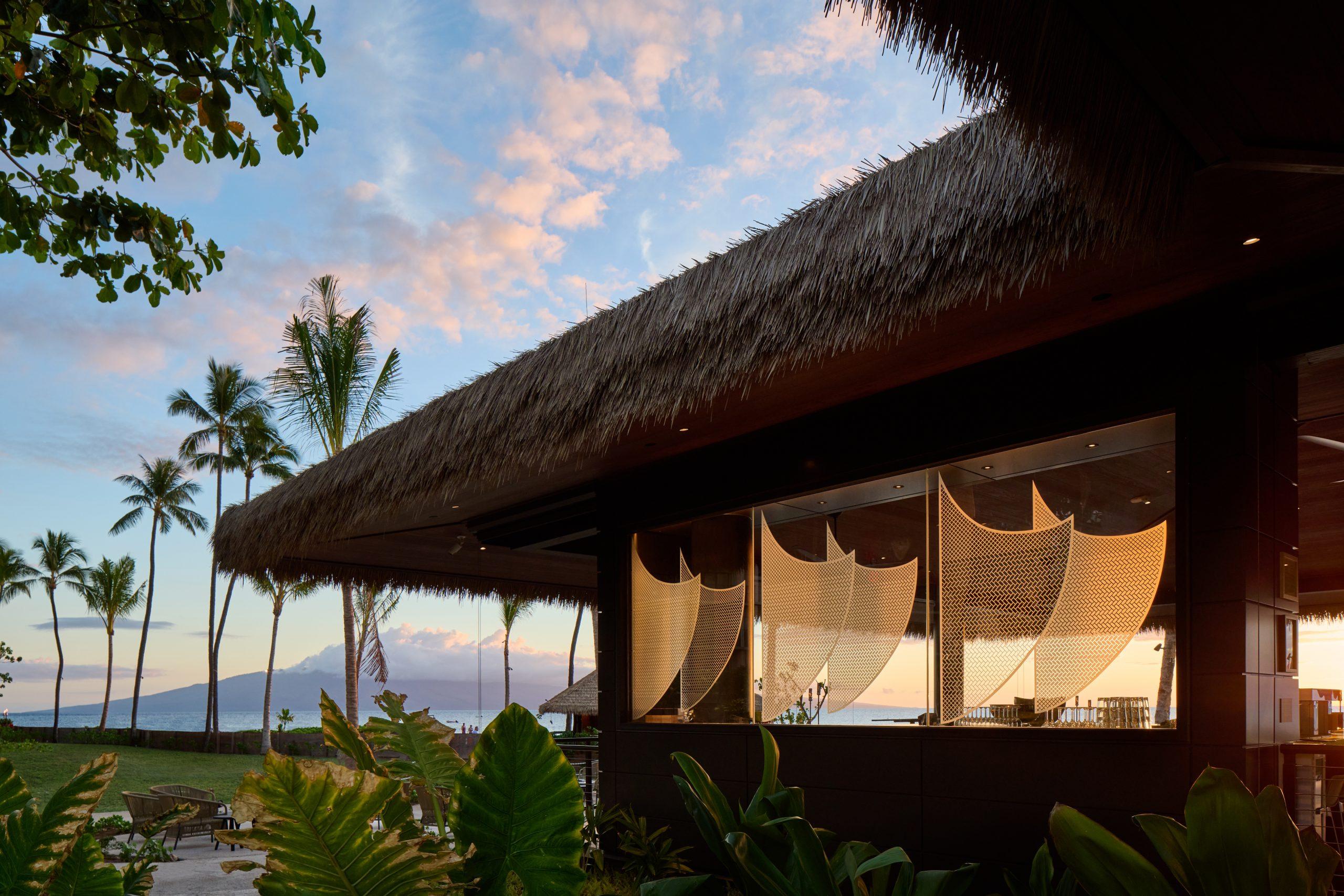 Huihui Restaurant Opens, Part of $75 Million Enhancement at Kā'anapali Beach Hotel