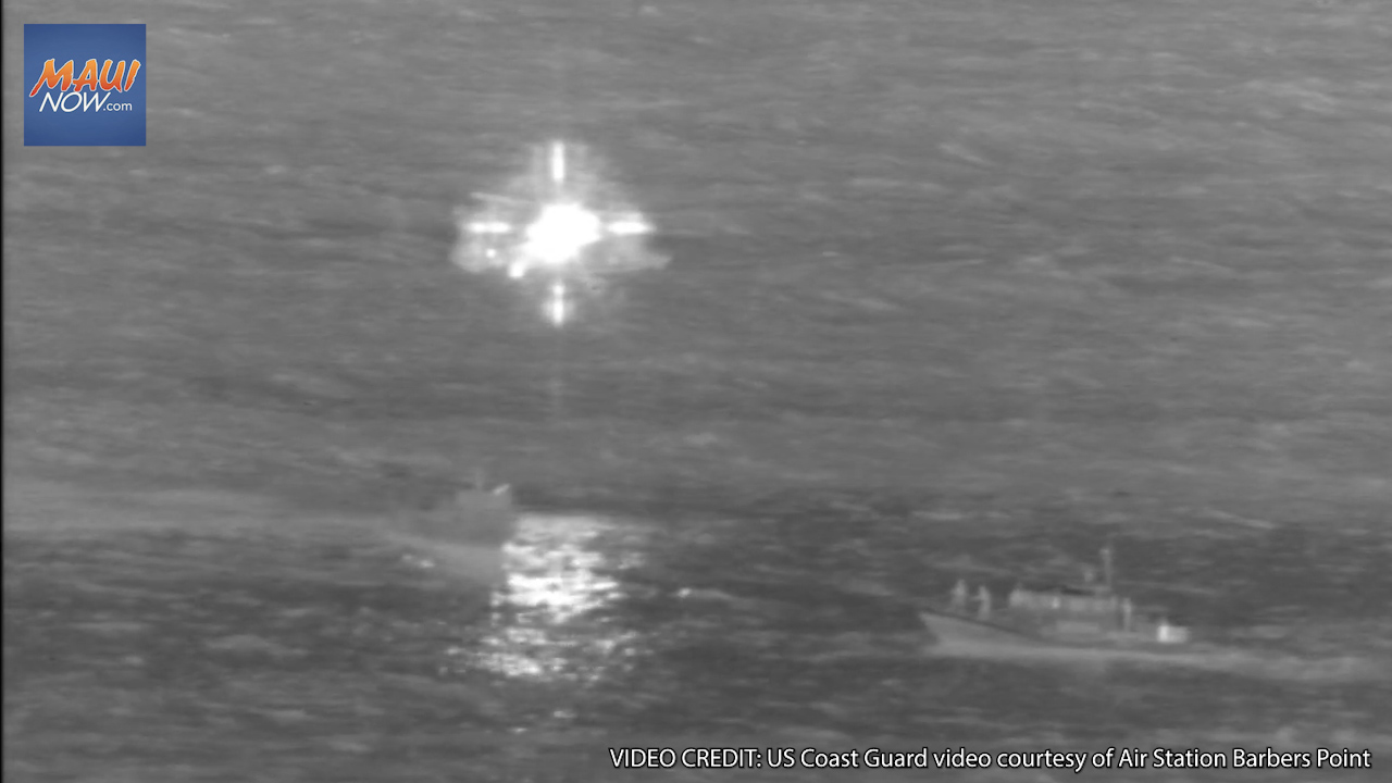 Two Rescued From Downed Cargo Aircraft off Kalaeloa, Oʻahu