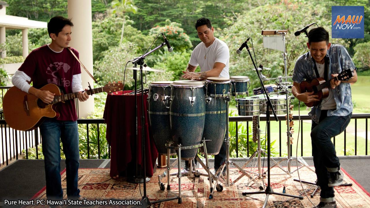 Local Musicians Host Benefit Concert for Hawaiʻi Public School Educators