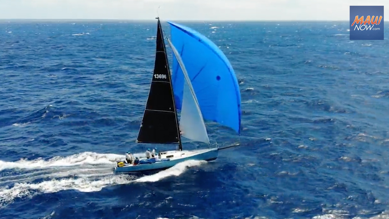 Transpac 51 Launches Tuesday from Long Beach with 41 Boats Racing to Hawai'i