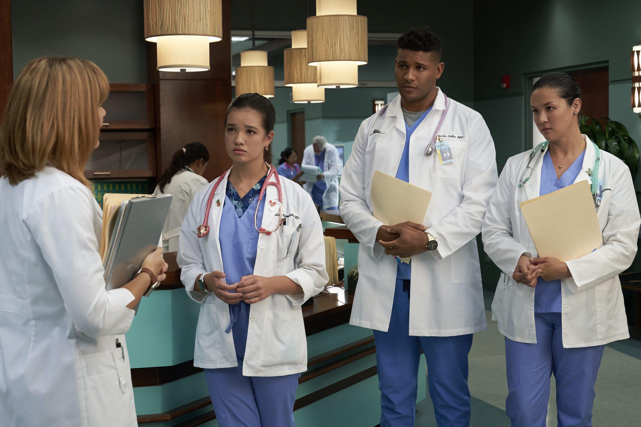 "Familiar Faces in ""Doogie Kamealoha, M.D."" Premieres Wednesday, Sept. 8 on Disney+"