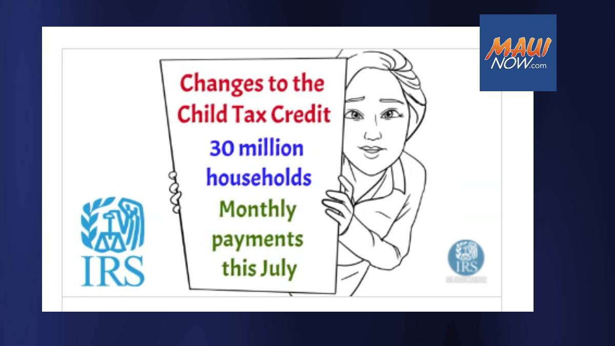 IRS Launches New Address Update Feature for Child Tax Credit Payments