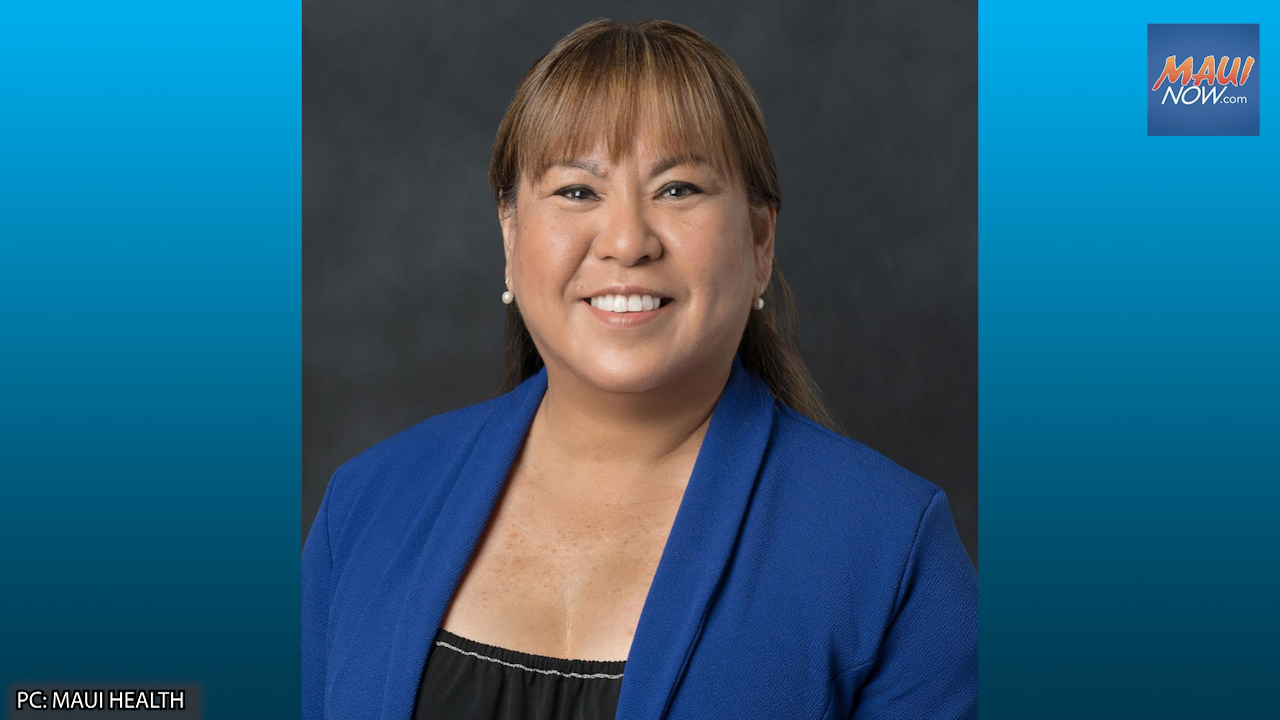 Maui Health Announces New Chief Nurse Executive