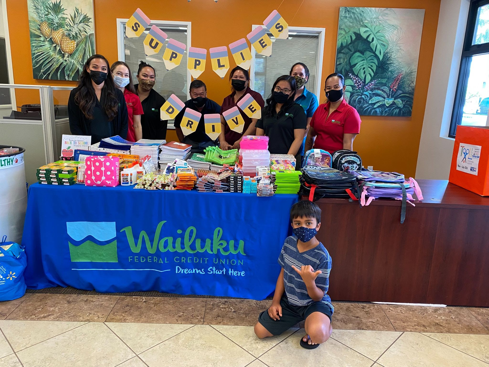 9th Annual Tools for School Drive Serves Over 1,000 Keiki