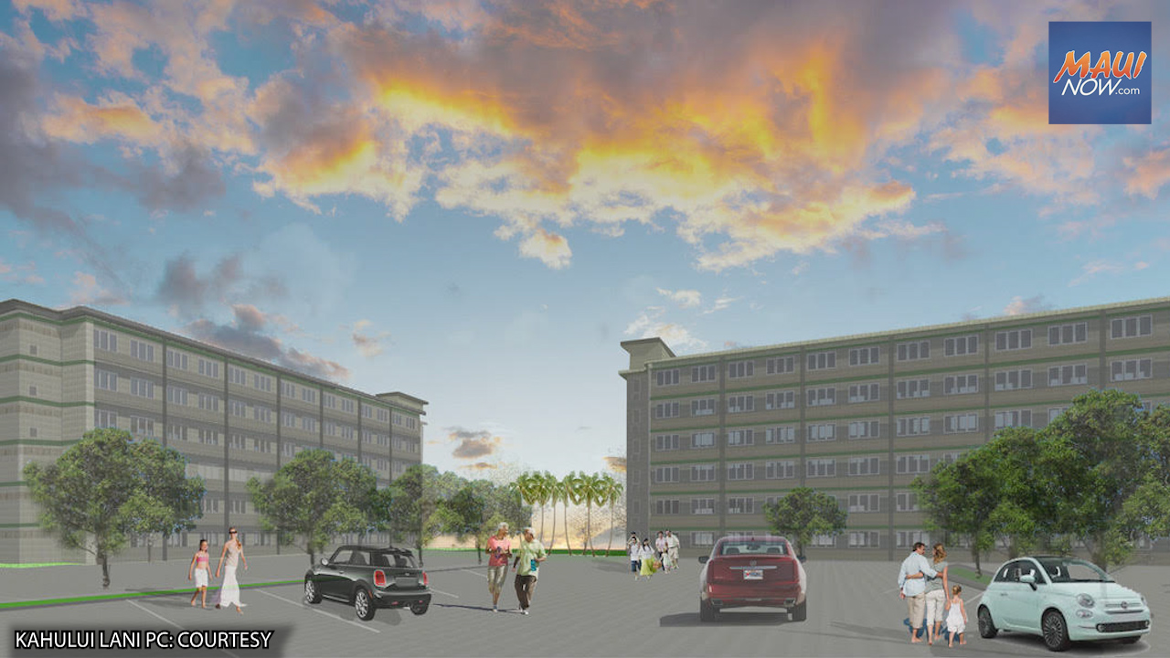 Applications Available for Kahului Lani Phase 2, Low-Income Rentals for Seniors