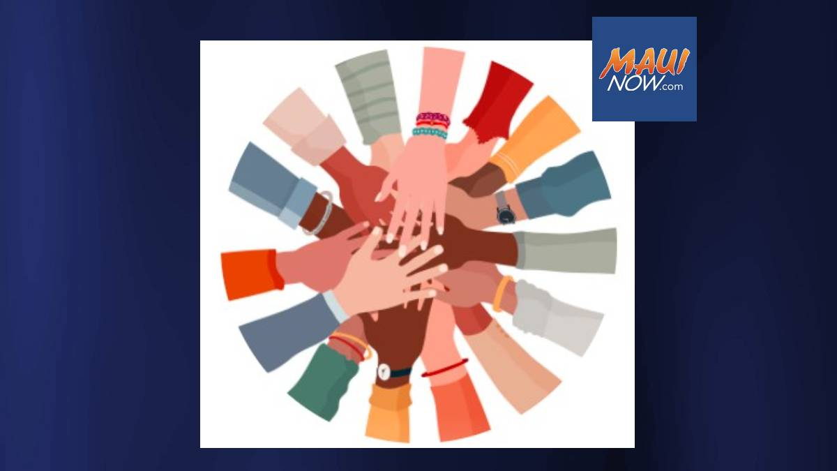Maui United Way Creates New Diversity, Equity & Inclusion Statement