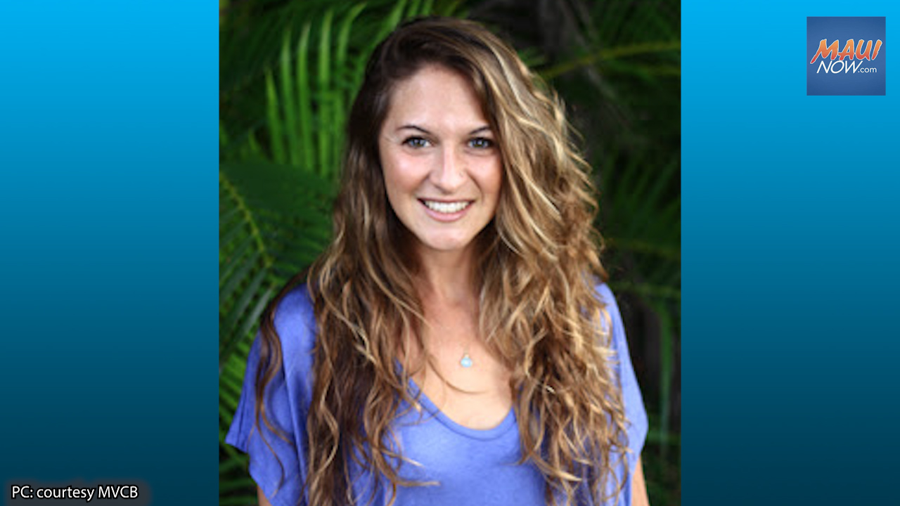 New Destination Manager at Maui Visitors and Convention Bureau