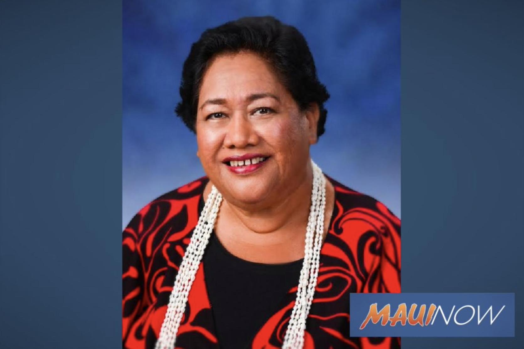 Councilmember Tasha Kama on Extended Medical Leave