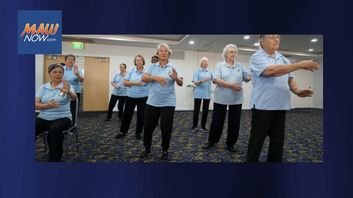 Hawai'i Launching Fall Prevention Campaign To Reduce Injuries/Deaths Among Seniors