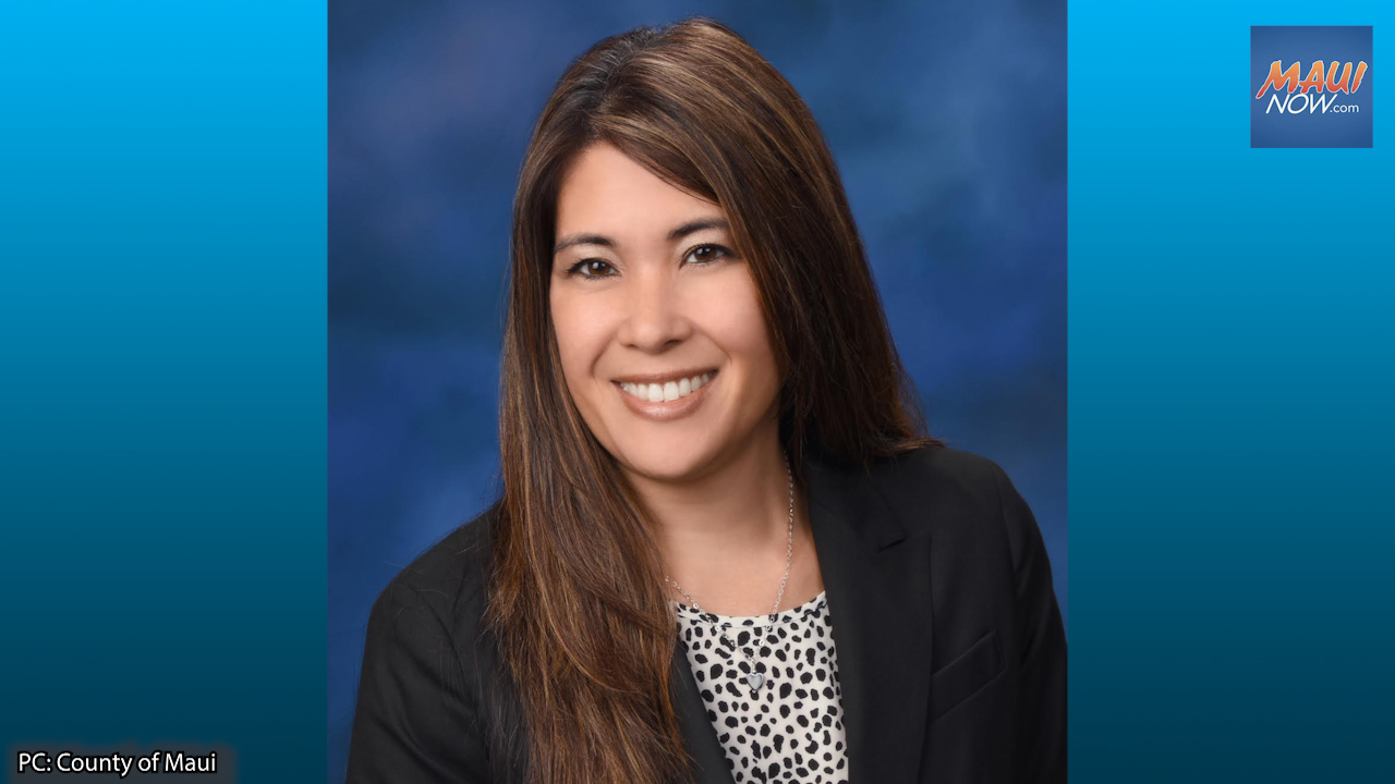 Marci Sato Named Deputy Director of Maui Parks Department