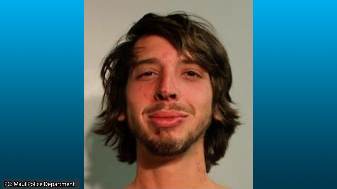 Man Arrested For Alleged Robbery on Front Street, Lahaina