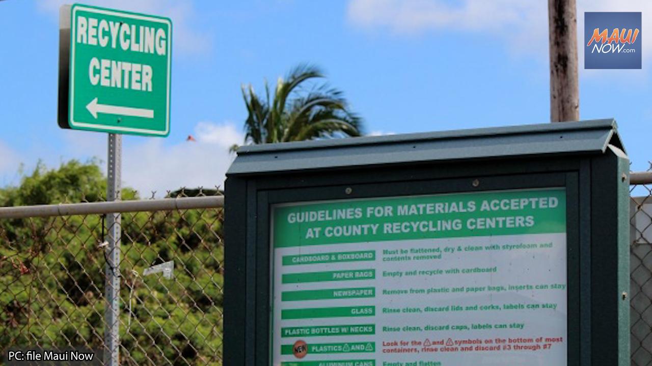 Haʻikū HI-5 Redemption Center Temporarily Closed