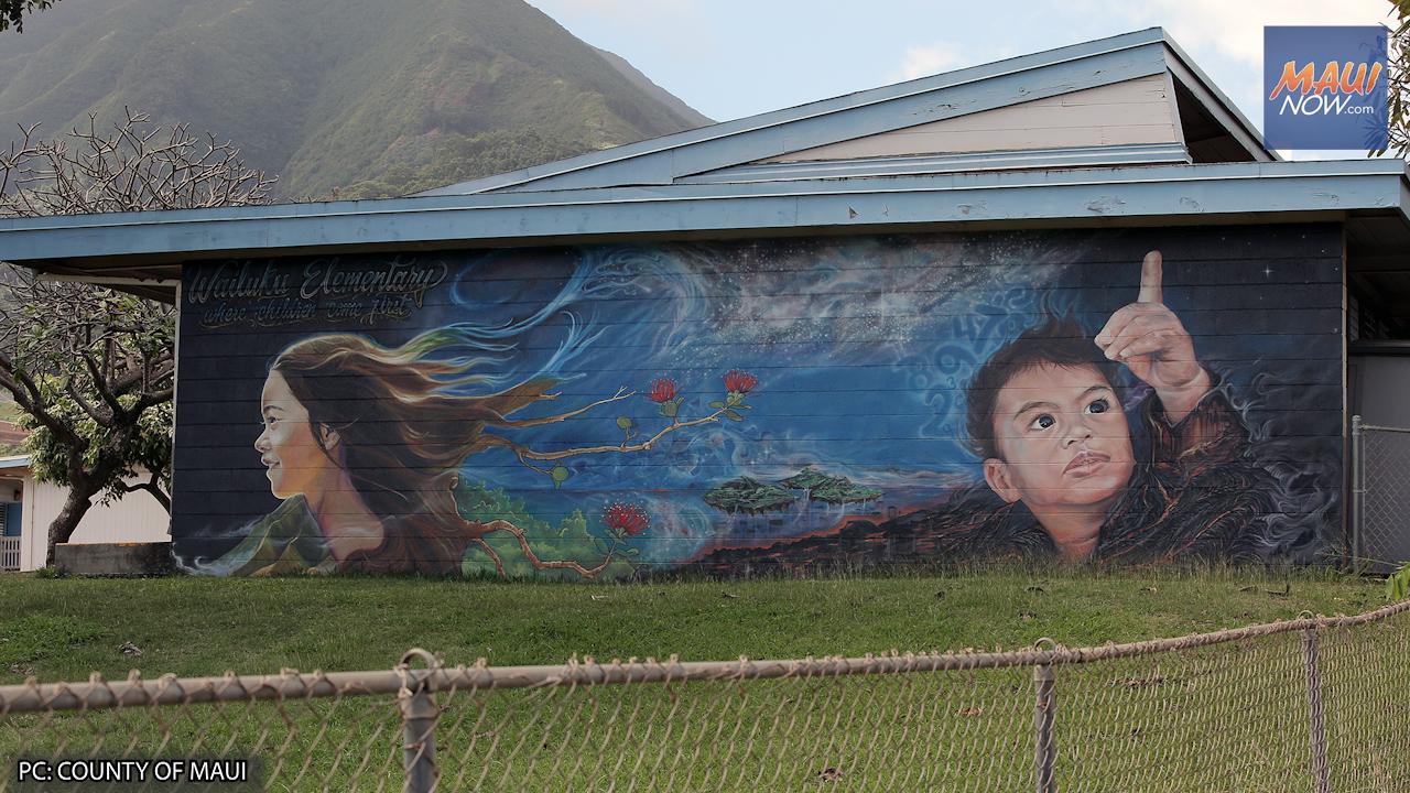 Water Main Break: Closure of Wailuku Elementary, Service Restored to County Building