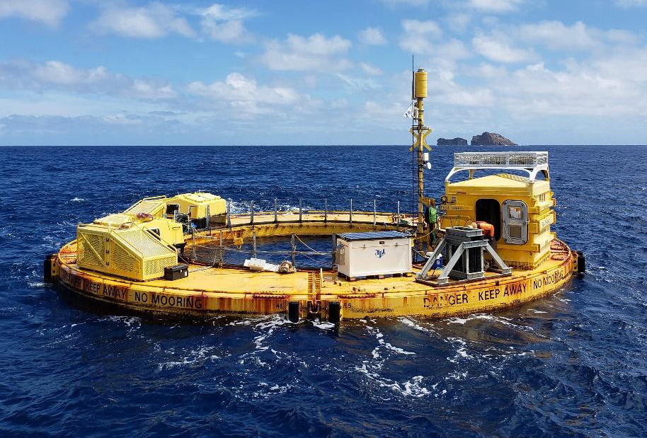 US Navy Contributed $6 Million to UH for Pioneering Wave Energy Research