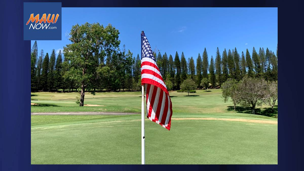 Kapalua Golfers Raises Funds for 9/11 Memorial Golf Fund