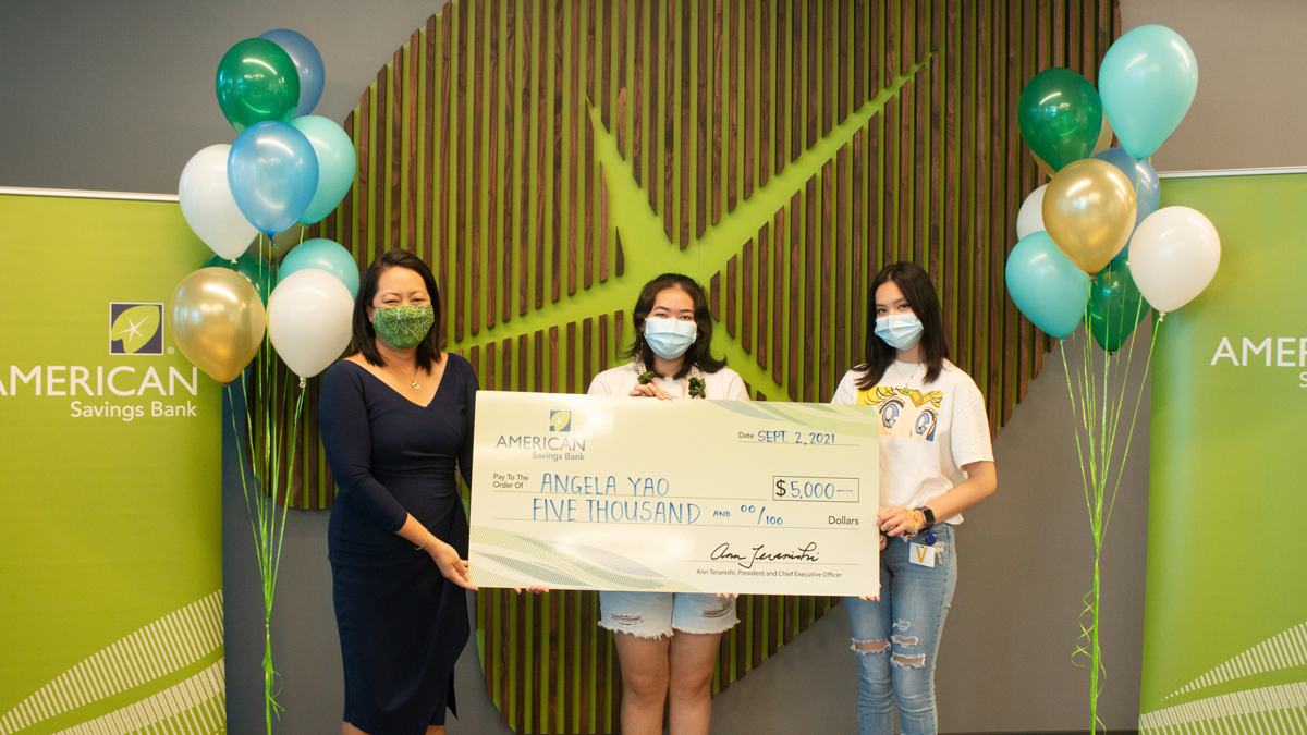 American Savings Bank  Selects Another $5,000 Winner for #HIGotVaccinated Contest