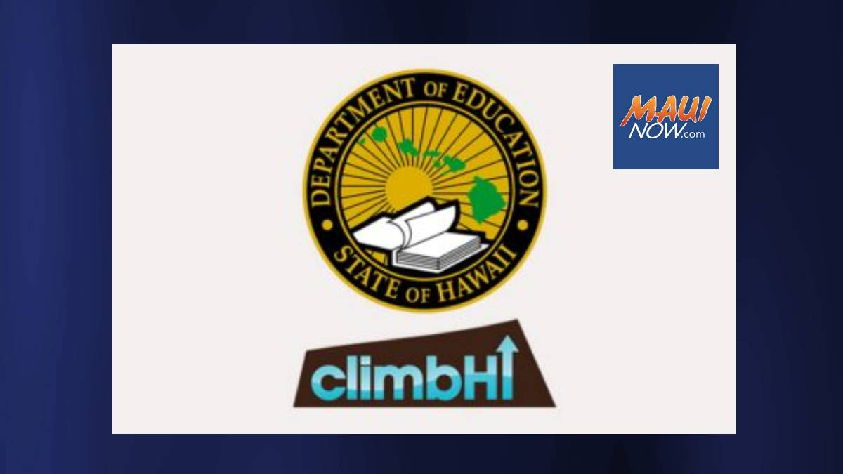 Hawaiʻi Hospitality Industry Sponsors Certificate Program for HS Students