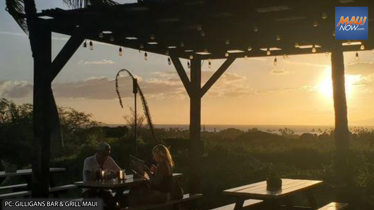 Gilligans Bar & Grill Opens at Maui Nui Golf Course in Kīhei