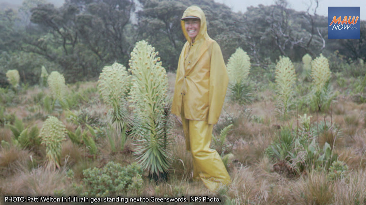 Botanist Retires After 30 Year Career of at Haleakalā National Park on Maui