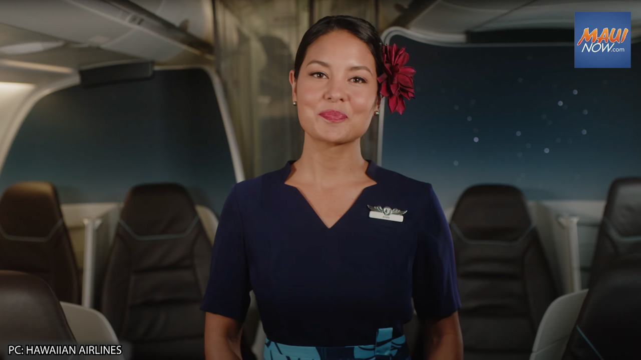 Hawaiian Airlines' New In-flight Video Focuses on Traveling Responsibly