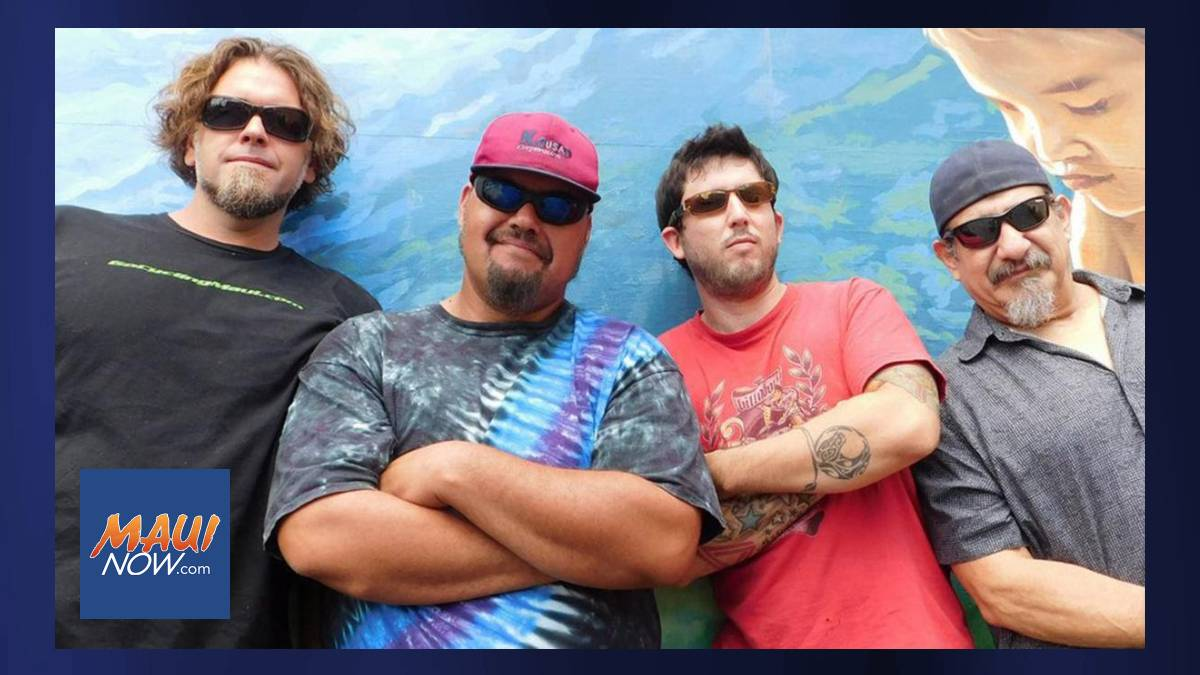 Maui Arts & Cultural Center Streaming Free Kanekoa Concert Sept. 11