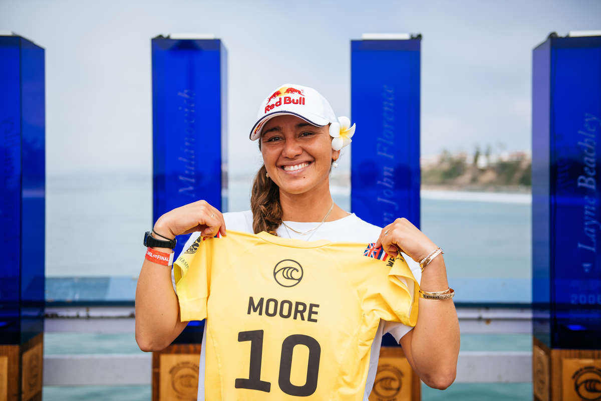 2021 World Champions Will Be Decided At First-Ever Rip Curl WSL Finals