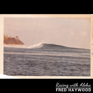 Windsurfing Legend Fred Haywood Helps Clean Up Maui's Coastline